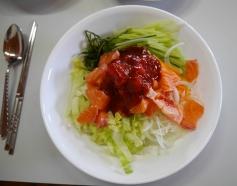 점심은 회덮밥