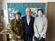 남미애, 김양희 자매 (Mee-Ae Nam and Yang-Hee Kim)